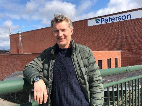 Utviklings- og eiendomssjef i Betongbygg, Jan Arne Kristiansen, er smigret over responsen fra arkitekter.