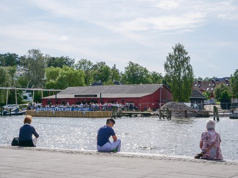 Fredrikstad Underholdning AS, selskapet bak Båthuset Scene, hadde et godt år i 2019.
