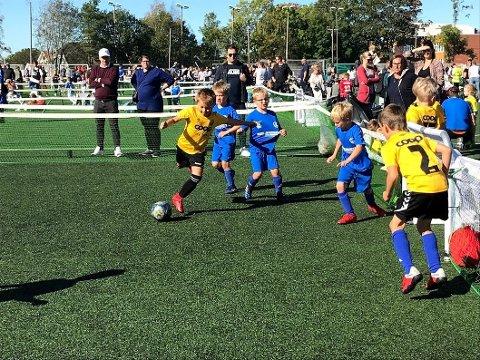 Skogstrand og Hvalers håpefulle spillere kan fra 1. august spille fotball uten å holde minst én meters avstand.