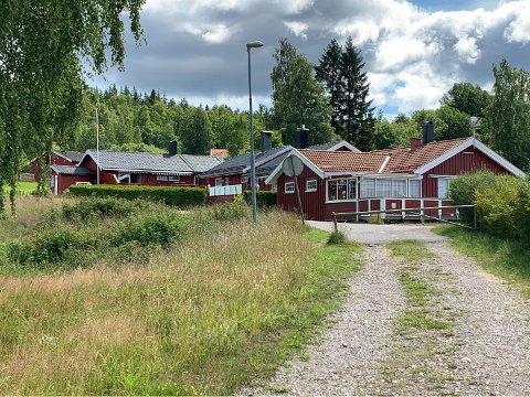 SVERIGE: Furnäs Stugby er et populært feriested blant nordmenn. Koronarestriksjoner gjør det imidlertid utfordrende å besøke hytta.