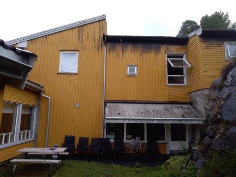 FREDAG MORGEN: Brann i omsorgsboliger i Moss
