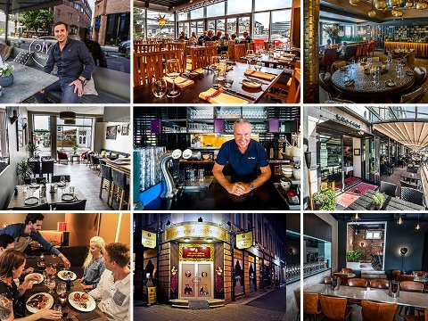 Mens resten av Norge starter gjenåpningen fredag, kan restauranter i Fredrikstad kun servere take-away.