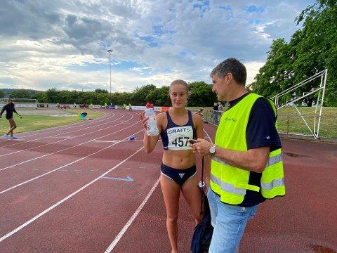 TUR: Under stevnet Motonet GP i Finland løp Nora Wold mot sterk konkurranse.