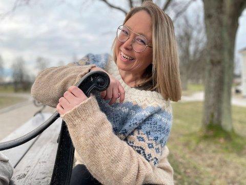 NRKs Lotte Olsen Jessa (43) fra Råde  har startet i sin nye jobb som kommunikasjonsrådgiver i Moss kommune.