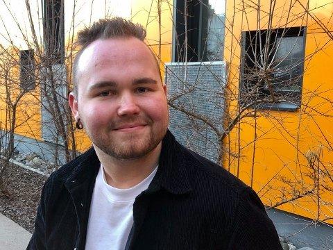 Vernepleier-student John Arne Glørstad (20) er klar for fredagens «The Voice».