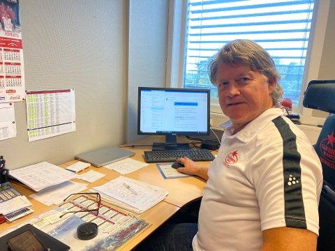Ørjan Løvdal har startet rekordtidlig med arbeidet ut mot sponsorer og samarbeidspartnere. Markedssjefen har allerede 32 avtaler i boks.