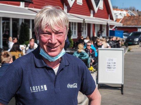 Jon Häckert overtok Losen i vinter og har store planer for stedet. Etter en hektisk sommersesong er han klar for å videreutvikle konseptet.