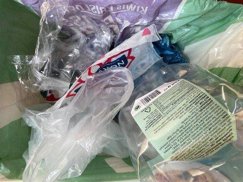 Hver av oss samlet inn seks kilo plast til gjenvinning i fjor. Det er en økning på én kilo per innbygger.