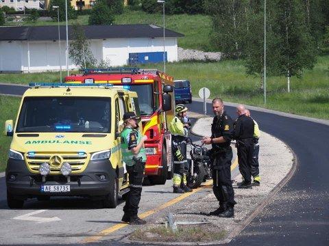 En kvinnelig MC-fører i 50-årene ble påført betydelige skader etter en ulykke i Torsbekkveien tidligere i sommer. I neste måned må en 58 år kvinnelig bilfører møte i retten, siktet for uaktsom kroppsskade og brudd på vikeplikten.