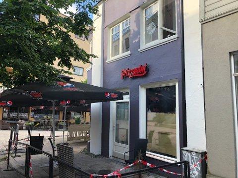 Pizzanini er tilbake i byen etter halvannet års fravær.