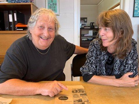 Tom og Unni Christensen ser tilbake på et knalltøft år, men ser optimistisk på fremtiden.