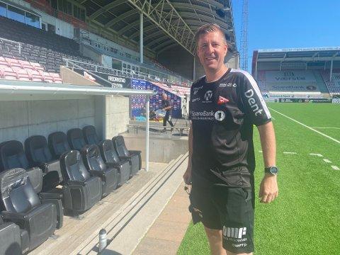 Magnus Pettersen er  nå ansatt i fast stilling som Utviklingsansvarlig i FFK.