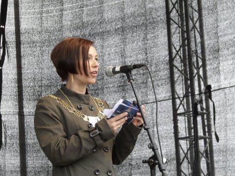 Ordfører Sigrun Wiggen Prestbakmo. Foto: Joakim Evjen