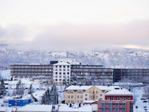 Sykehuset i Narvik UNN universitetsykehuset i Narvik