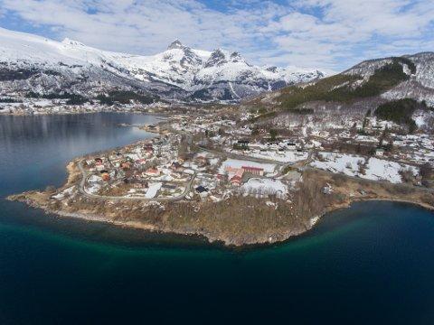 Det er ikke en ytterbygd, men kommunesenteret Bogen som er arnestedet for en bygdeliste i Evenes.