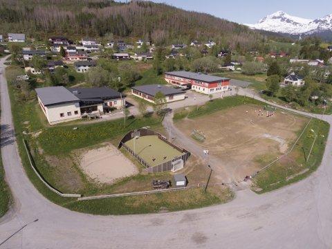 I juni bestemte politikerne seg for at det skal bygges ny skole for 150 millioner kroner på Liland.