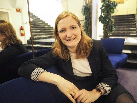Fortsetter: Ida Pinnerød fortsetter som ordfører i Bodø. Arkivfoto