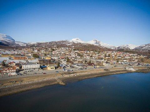 ER BLITT RAIDET: Narvik Vann har hatt fem innbrudd i sine pumpestasjoner i Bjerkvik den siste tiden. Nødstrømsaggreager er blitt tømt for diesel.