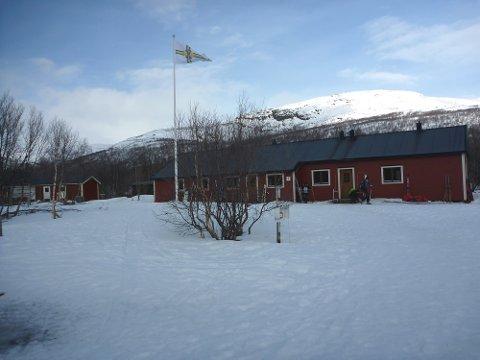 Abiskojaure. Foto: Magnus Sälgö