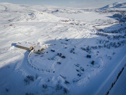 POPULÆRT: Om et par uker kan flere hundre besøkende ha inntatt alpinanleggene på svensk side av riksgrensen.