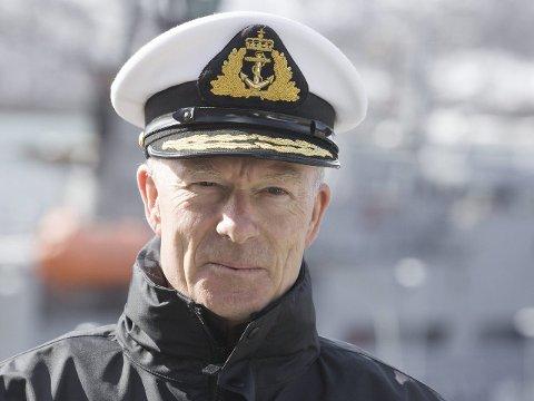 Forsvarssjef Haakon Bruun-Hanssen