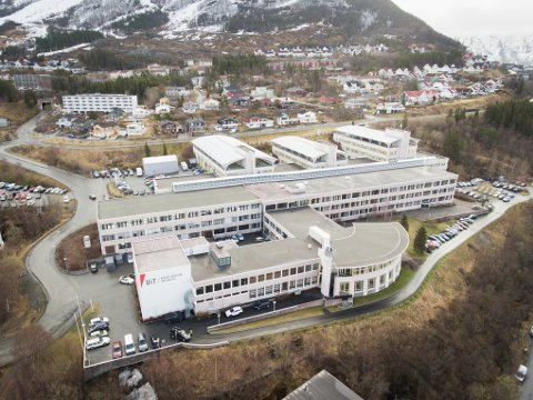 Universitetet i Narvik.