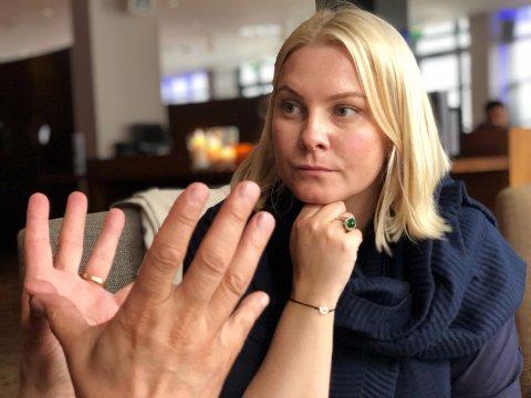 FRA NARVIK: Barbro Fagerbakk (34).
