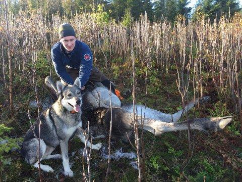 1. september skal jegere i Narvik lære feltkontroll av hjortekjøtt.
