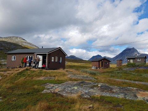 Søndag var det 37 store og små som tok turen til Lossihytta.