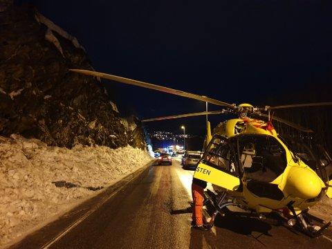 Varaordfører Geir-Ketil Hansen (SV) i Narvik krever mer enn ord for å hindre flere trafikkulykker med utenlandske vogntog.