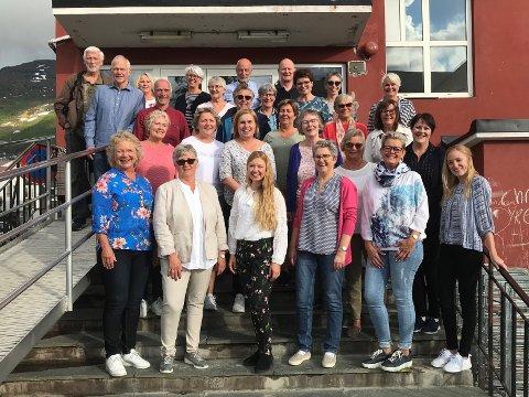 Vertskap: Blandakoret Sangvirkelaget ser fram til å være vert for 55 unge, polske kormedlemmer som kommer fra Narviks vennskapsby, Nowy Sacz.