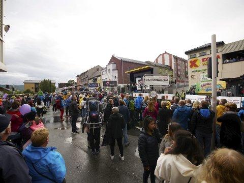 Vil bli stengt: Flere veier vil bli stengt lørdag og søndag når ARN-sirkuset ankommer Narvik.
