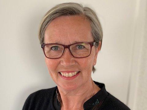 NÆRINGSLIVSTOPP: Trude Løvås Husjord, administrerende direktør i VINN, har ambisjoner om vekst i 2020.
