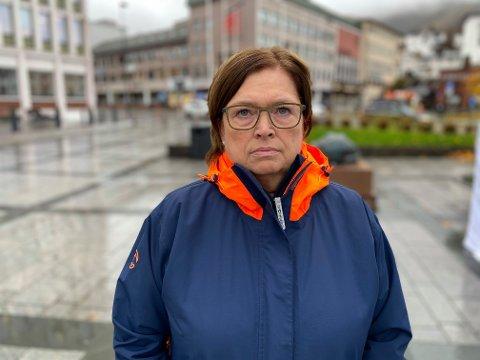 NYE REISERÅD: Kommunen kommer nå med nye reiseråd. – Reiserådene vil bli endret. Vi anbefaler folk å ikke reise hvis det ikke er helt nødvendig, sier Iris Bartholsen.