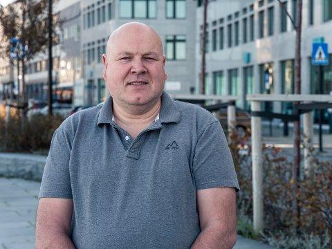 Jørn Jønsberg, leder i Human-Etisk Forbund Nordland