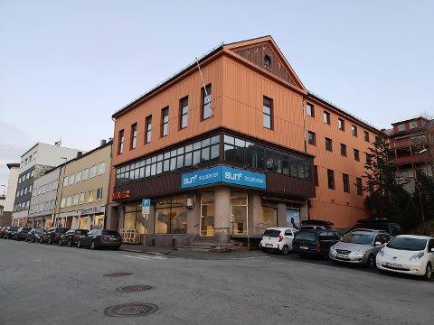 RIVES: Mimergården skal rives til fordel for et nytt leilighetsbygg med 21 leiligheter.
