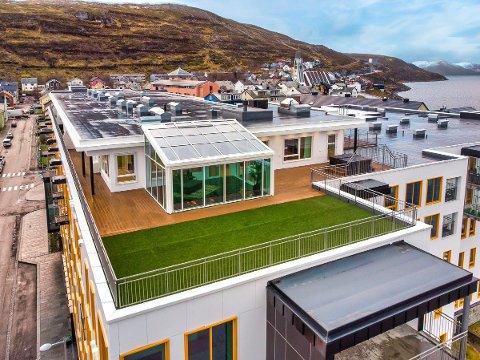 SOLGT: Etter bare én dag i markedet, kjøpte en mann Finnmarks dyreste leilighet usett.