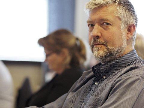 BLE IKKE HØRT: Boy-Arne Buyle kan bare registrere at ingen i moderpartiet ville høre på ham om tingretten - eller om Narvikterminalen.