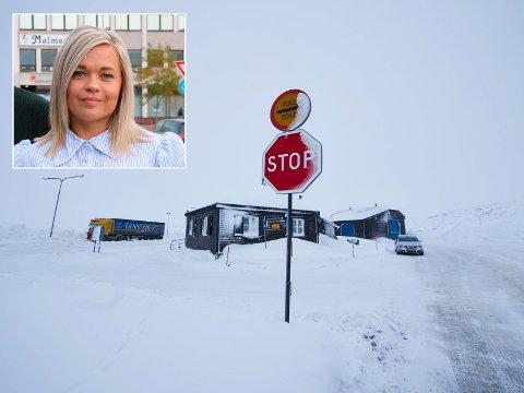Støtter stenging: Lise Janita Hansen, daglig leder i Visit Narvik. Arkivfoto