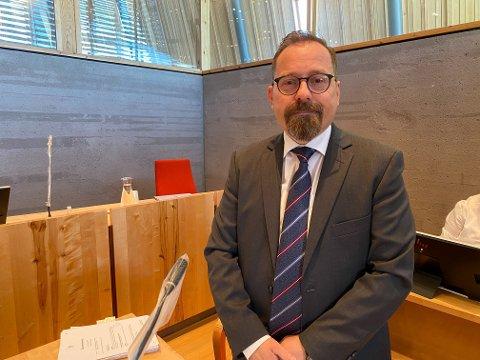 AKTOR: Aktor i saken er statsadvokat Tor Børge Nordmo.