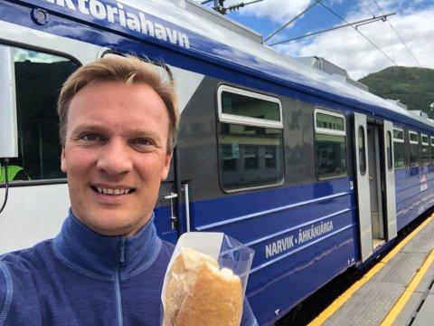 Bård Ludvig Thorheim, leder for Høyres internasjonale utvalg og gjesteforsker på Nordomårdesenteret
