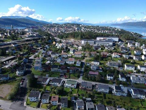 NYREGISTRERINGER: 27 nye selskaper ble registrert i Narvik-regionen i august.
