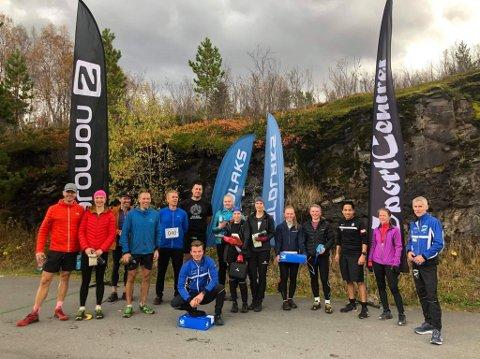 EMMENES TOGET: Lørdag arrangerte Sjettholka IL terrengløpet Emmenes Toget for tredje gang.