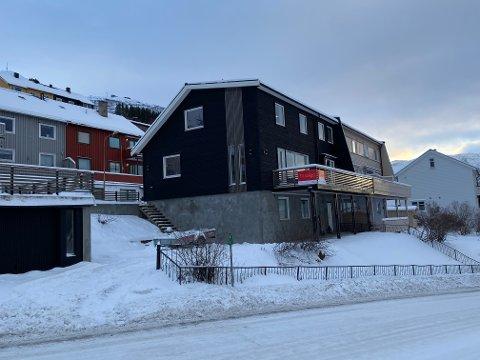 HAR ØKT I VERDI: Eneboligen i Håreks gate.
