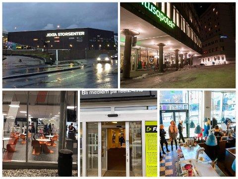 SJEKK DEG: Tromsø kommune ber alle som har vært på flere kafeer og treningssenter om å teste seg.