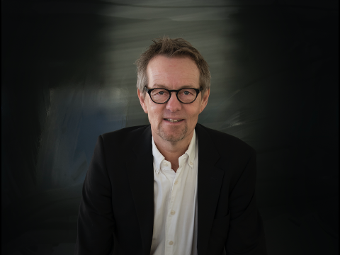 BRINGER STUDENTER OG BEDRIFTER SAMMEN: Det er viserektor for Sør-Troms, Bård Borch Michalsen, som er initiativtaker for pilotprosjektet.