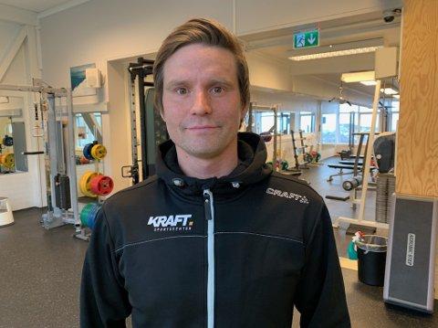 AVHENGIG AV ANDRE: Børge Henriksen ved Kraft Narvik sier smitten må ned andre steder.