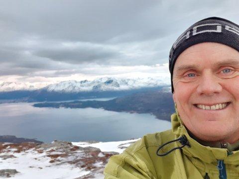 UTFORDRER DE ANSATTE: Knut Leikvam, fra Bjerkvik.