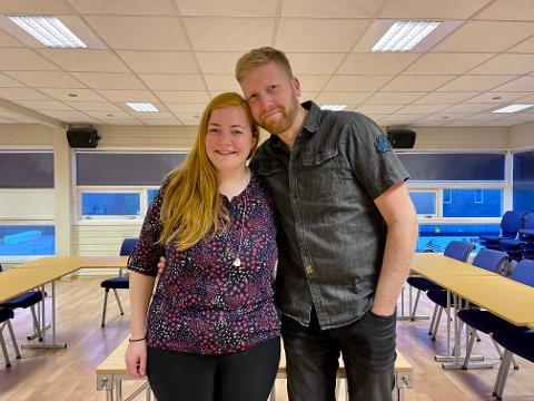 BRYLLUP: Eirin Marie Bendiksen (30) og Stig Lorentsen (32) forteller om en emosjonell berg- og dalbane i forkant av bryllupet.