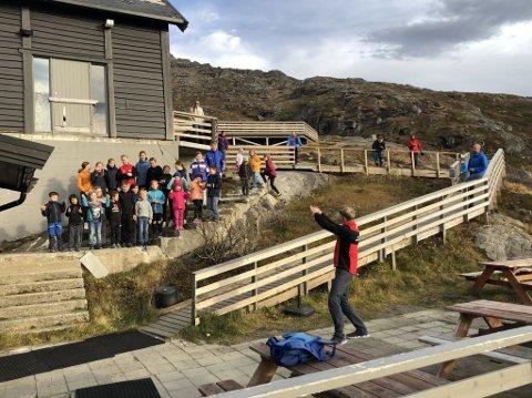 Det var god stemning blant Narvik slalåmklubb sine medlemmer før VM 2027 skulle i videomøte med FIS-toppene i Sveits.